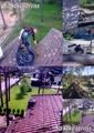 jumtu tīrīšana mucinieki